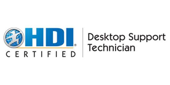 HDI Desktop Support Technician 2 Days Training in Melbourne