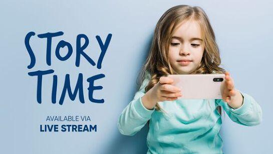 Storytime Live Stream