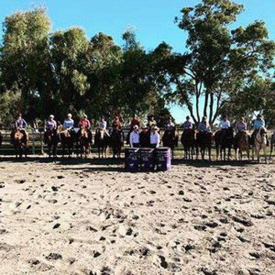Ravenswood - Horsemanship, Barrel Racing & Breakaway Clinic