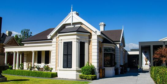 The David Roche Foundation House Museum - 2:00pm (Guided House Tour)