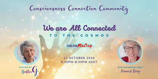We are All Connected to the Cosmos