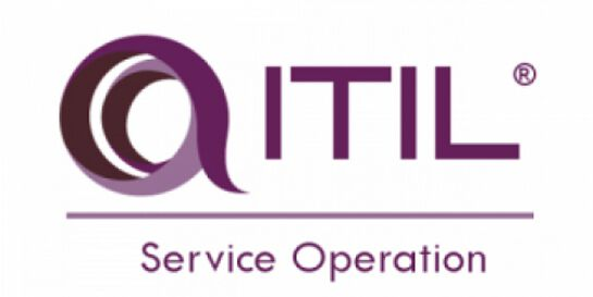 ITIL® - Service Operation (SO) 2 Days Training  Melbourne