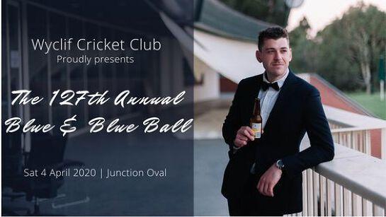 The 127th Annual Blue & Blue Ball