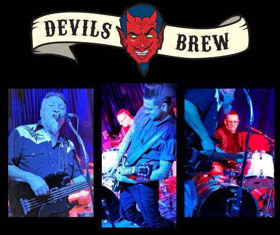 Pistol Pete's Live - DEVIL'S BREW