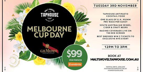 Melbourne Cup Day Malt Shovel Taphouse