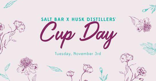 Salt x Husk Distillers Melbourne Cup Day
