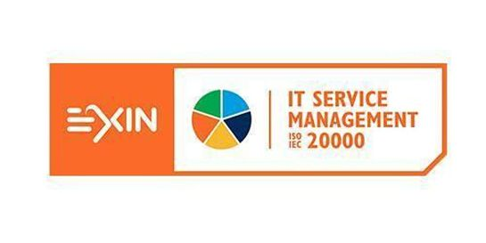 EXIN – ITSM-ISO/IEC 20000 Foundation 2 Days Virtual Live  Training in Melbourne
