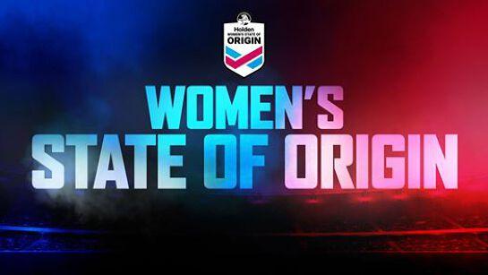 2020 Holden Women's State of Origin at Sunshine Coast Stadium