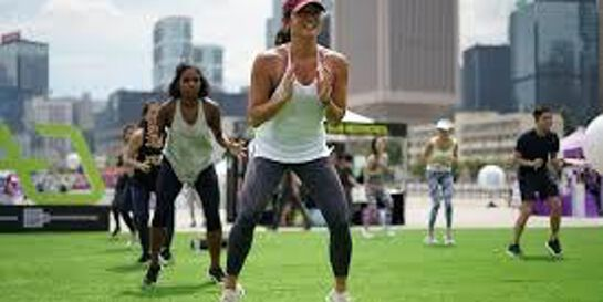 Get your fitness back after lockdown: Beginner Cardio Outdoor Fitness Class
