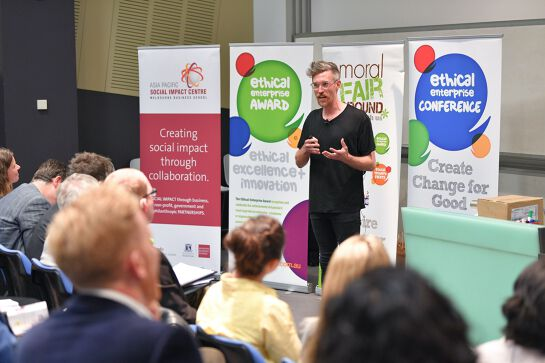 Early Ethical Enterprise Pitch Competition