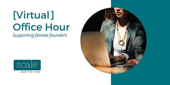 Scale Investors Entrepreneur Virtual Office Hours