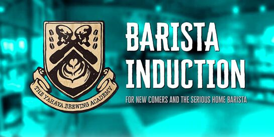 Student Barista Induction Course Induction Course - Margaret River