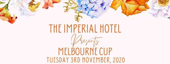 Imperial Hotel Melbourne Cup Day