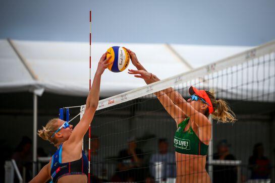 Australian Beach Volleyball Tour Finals