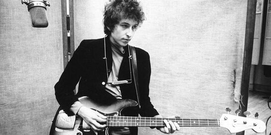 'I SHALL BE RELEASED'  A tribute to Bob Dylan