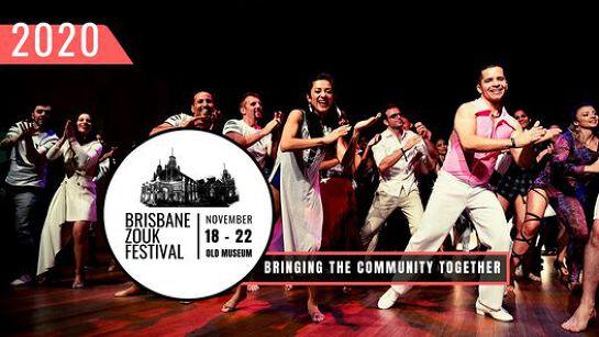 Brisbane Zouk Festival | 19th - 22nd Nov 2020