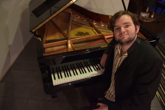 Callum Watson - Jazz Piano Live Stream