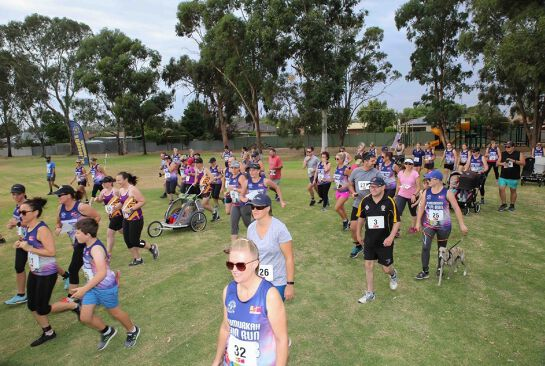 Numurkah Fun Run