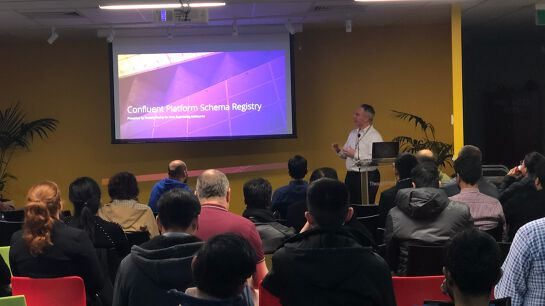 Data Engineering Melbourne Meetup August 2020