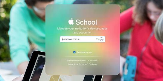 Apple School Manager Part 2, Intermediate, online instructor led training