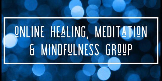 FREE Weekly Meditation, Healing & Mindfulness