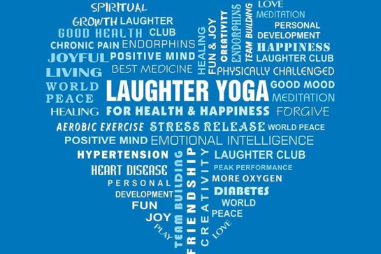 Online Laughter Yoga