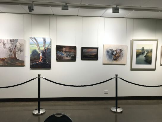 Woolmers Estate Annual Art Exhibition