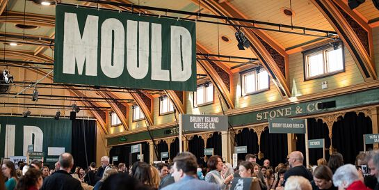 POSTPONED - MOULD: A Cheese Festival Melbourne 2020
