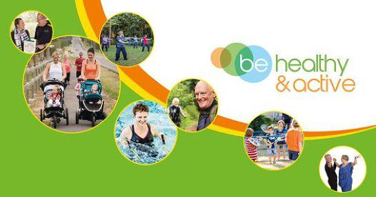 Be Healthy & Active - Aqua bootcamp
