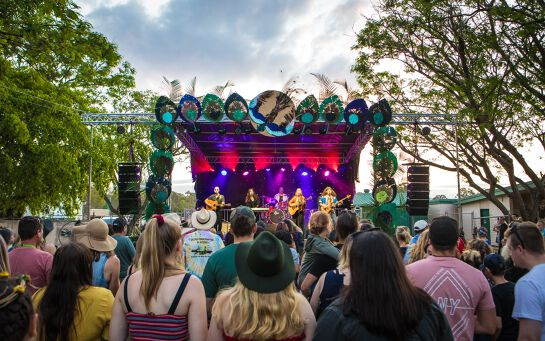 Under The Trees Music and Arts Festival 2021