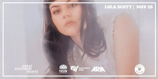 Great Southern Nights presents Lola Scott live at Kelly's