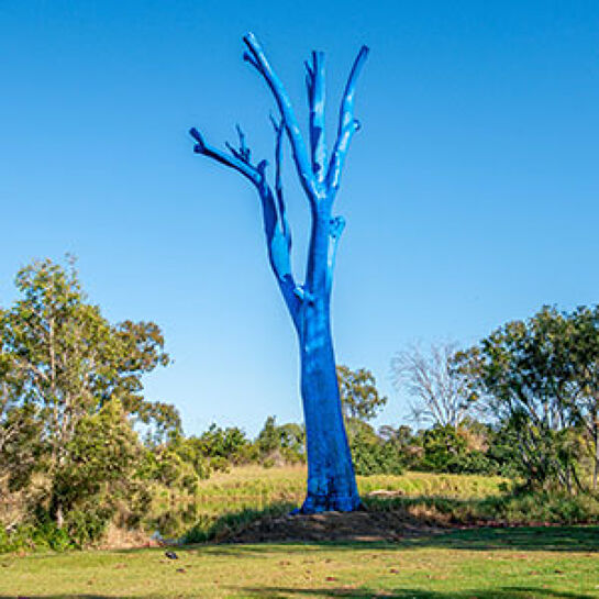 """The Blue Tree Project """"it's OK to not be OK"""""""