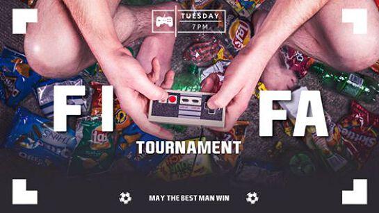 Tuesday | FIFA Tournament