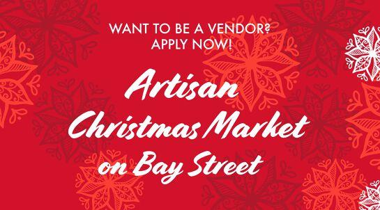Port's Artisan Christmas Market - VENDOR REGISTRATION
