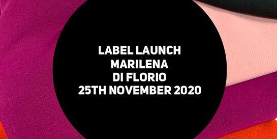 2020 Fashion Launch Marilena Di Florio