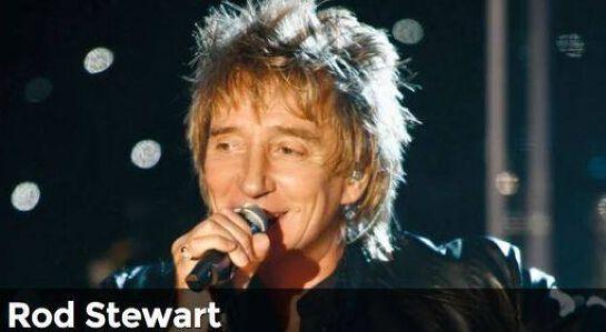 Rod Stewart Live Concert at Australia