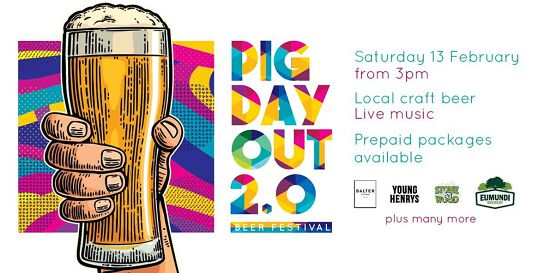 Pig Day Out 2.0 | Beer Festival