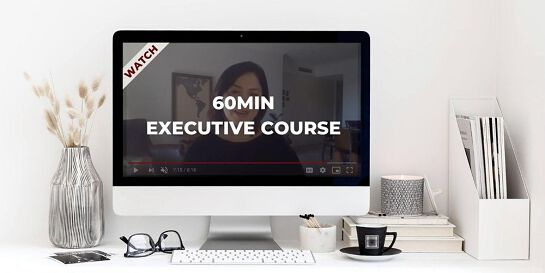 45-Day Sales Acceleration Plan with Agile [60min Executive Course]
