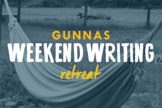 Gunnas Weekend Writing Retreat June 2021