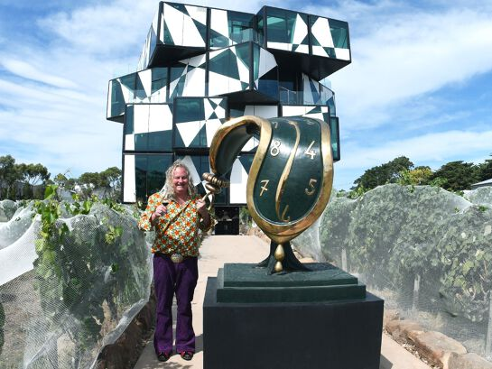 Salvador Dali Sculpture Exhibition