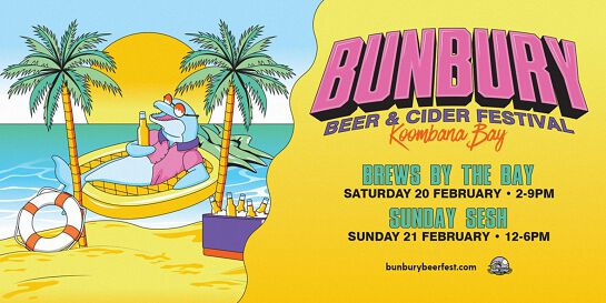 Bunbury Beer & Cider Festival 2021