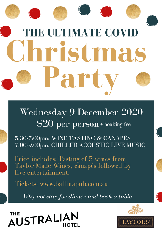 Covid Christmas Party