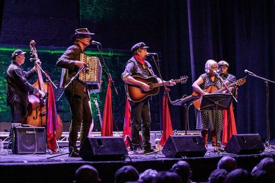 MEMO Live Streams - A Tribute To Woody Guthrie - Online Event