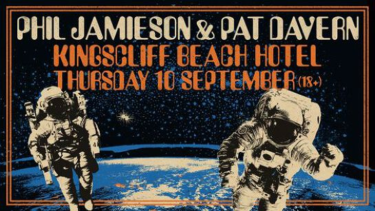 Phil Jamieson & Pat Davern | SOLD OUT
