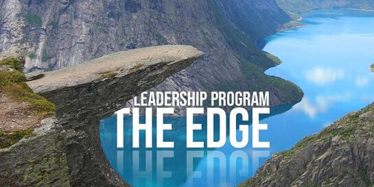 Victoria & Tasmania The Edge Leadership Program | Course 19 |  Session 5