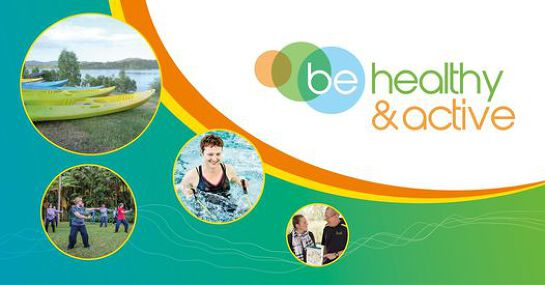Be Healthy & Active - Aqua fitness - Monday