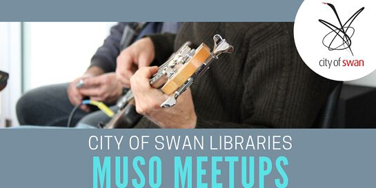 Midland Library Muso Meetups (Fridays)