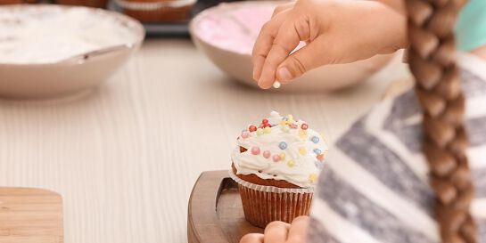 Little Foodie Workshop - Customise a Cupcake
