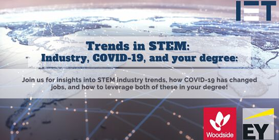Trends in STEM: Industry, COVID-19, and your degree