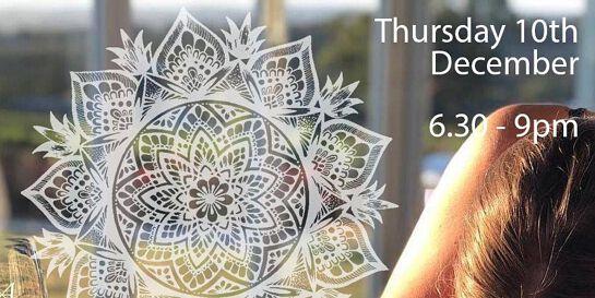 Mandala Workshop with Cathy Gray